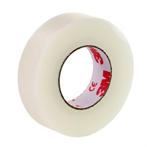 "3M Transpore Tape, 1 / 2"" X 10 yds, 24 rolls / box"
