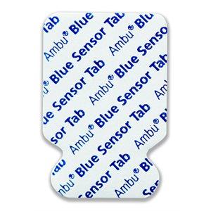 AMBU Blue Sensor 34*23mm Tab Electrode Qty 100