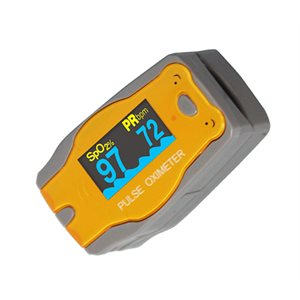 Choicemmed Fingertip Pulse Oximeter - Pediatric