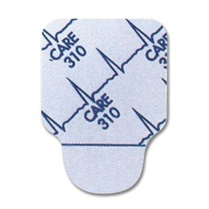 """Kendall 310 Tab Electrode (3 / 4"""" x 7 / 8"""") Pack of 100"""