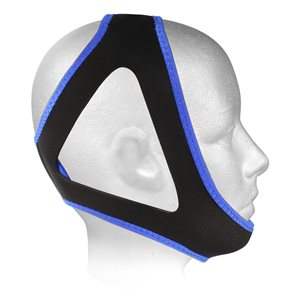 CPAPology Morpheus Deluxe Chinstrap, Size Medium