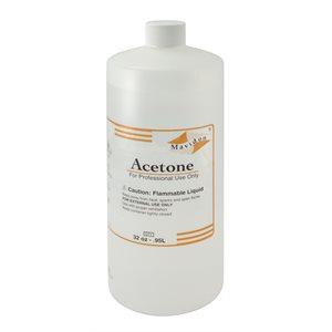Acetone - 1 Quart (.94 L)