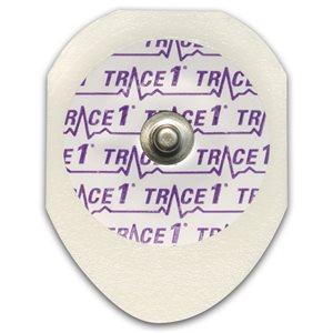 """Nikomed Trace1 Electrode, Foam, 1 1 / 4 """"x1 3 / 4"""" (35x45 mm) 30 / pouch"""