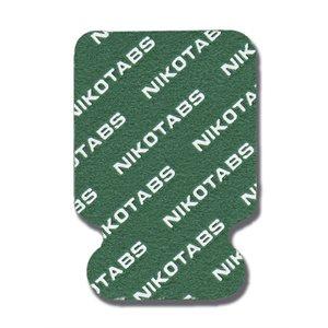 NikoTab Electrode, Disp. Tab, 23x34-Pack of 100 tabs
