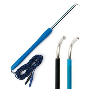 Natus Disposable Double Hook Nerve Stimulator Probe 100 Degree 1.2mm Qty 1