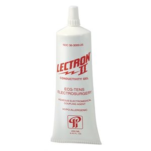 Lectron II Electrode Conductivity Gel 250 ml, Qty 1