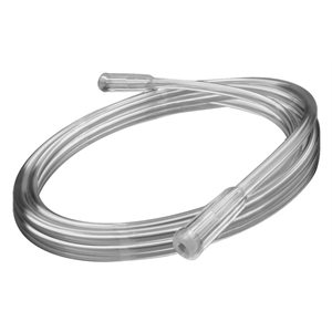 Salter 50 ' Oxygen Tubing with Safety Channel, Qty 1