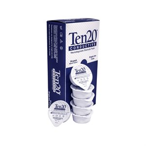 Ten20 paste, Single Use Cup, 15g, 24 Cups / box