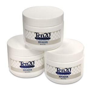 Ten20 paste, 2 oz. jar - 3 jars / box