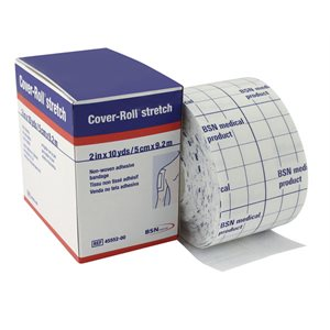 """Tape, Cover Roll Stretch, 2"""""""